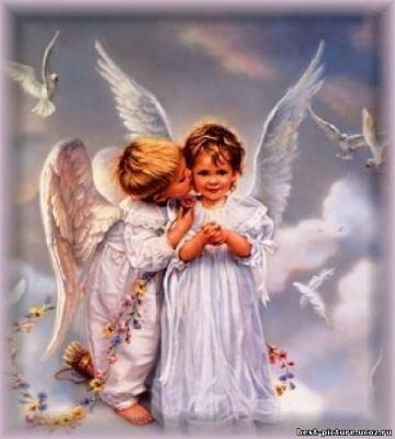 Вышивка ангелочки схемы